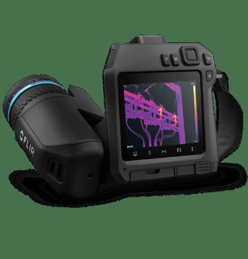 Die neue Wärmebildkamera FLIR T840