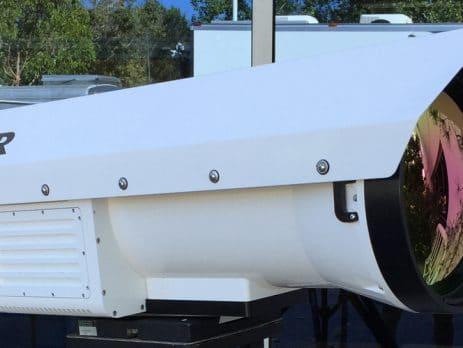 TOPA erhält Auftrag für die erste FLIR Infrarot-Hochgeschwindigkeits-Kamera mit Megapixel-Detektor und Zoomobjektiv in Zentraleuropa!