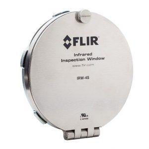 """FLIR Edelstahl Infrarot Fenster 4"""" IRW-4S"""