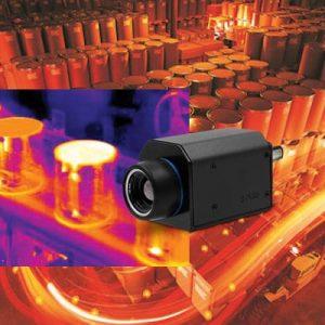 Wärmebildkameras für Automation