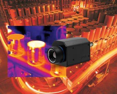 Wärmebildkameras für den Automatisierungssektor