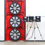 BlowerDoor DuctBlaster – Upgrade zum MessSystem  MiniFan