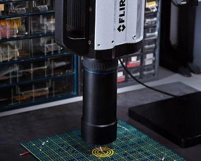Wärmebildkameras für Forschung, Entwicklung & Wissenschaft