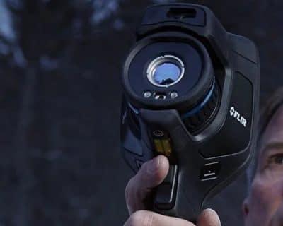 Wärmebildkameras im Einsatz bei Gebäudeinspektionen