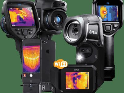 Handheld FLIR Wärmebildkamera_400px