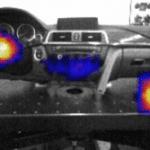 SoundCam Ansicht Fahrzeug