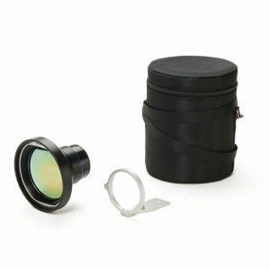 FLIR 88.9mm Objektiv; FOV 7°x5.3° mit Tasche und Montagehilfe (T6XX)