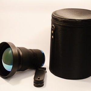 FLIR IR Objektiv f=142.5mm (7°) mit Tasche (T10XX)