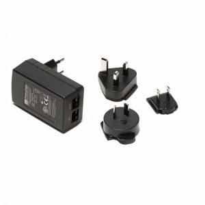 Gigabit POE Adapter 16 W, mit Multiplugs