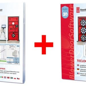 BlowerDoor Software  TECTITE Express 5.1