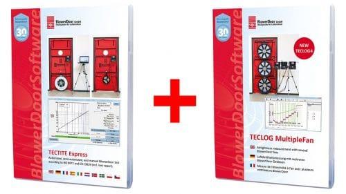 BlowerDoor Software  TECTITE Express 5.1