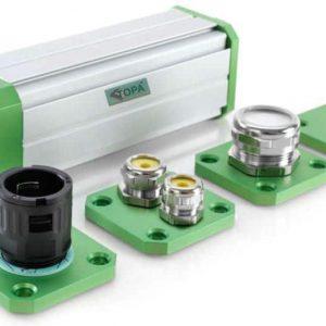 TOPA XS Schutzgehäuse für FLIR Ax5-Serie