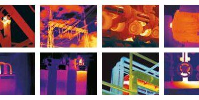 Thermografiebeispiele Industrie