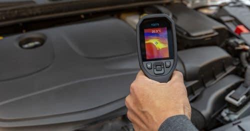 Wärmebildkamera FLIR TG275 für Automobil Inspektionen