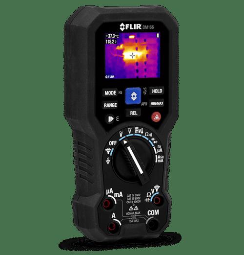 FLIR Digital Multimeter DM166