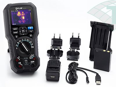 FLIR Digital Multimeter DM284 + TA04 KIT