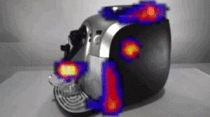 SoundCam 2.0 - handgehaltene Akustik-Kamera