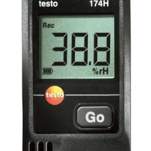 Set testo 174H, Mini-Datenlogger Temperatur und Feuchte