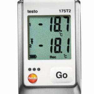 testo 175 T2 Datenlogger Temperatur