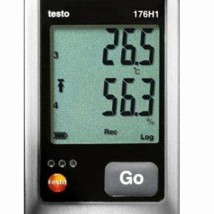 testo 176 H1 Datenlogger Temperatur und Feuchte