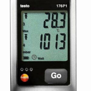 testo 176 P1 Datenlogger Druck, Temperatur und Feuchte