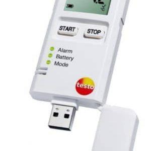 testo 184 H1 USB Datenlogger Temperatur und Feuchte