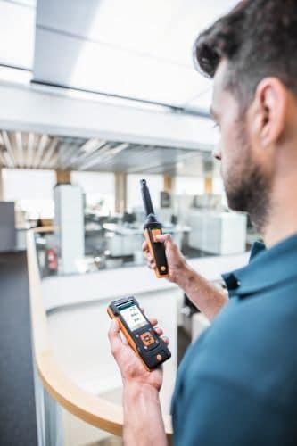 testo 440 CO₂-Set mit Bluetooth®