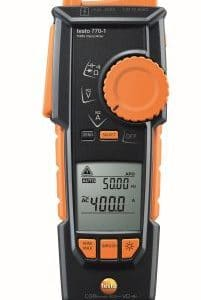 testo 770-1 TRMS Stromzange