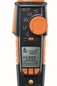 testo 770-3 TRMS Stromzange