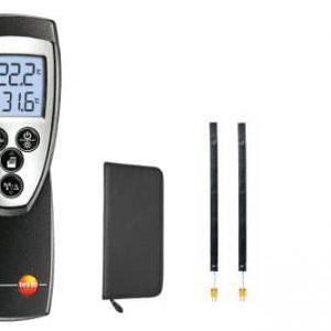 Differenztemperatur Set testo 922