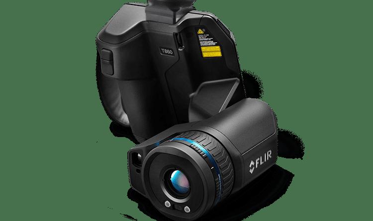 Die neue Wärmebildkamera FLIR T860