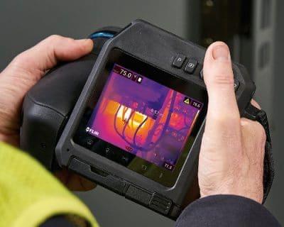 Wärmebildkameras in der Industrie und Instandhaltung