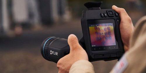 Wärmebildkamera FLIR T840 für Außeninspektionen