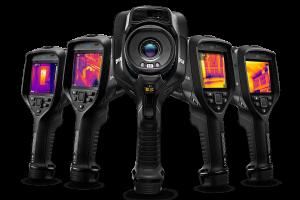 Wärmebildkameras der FLIR Exx-Serie