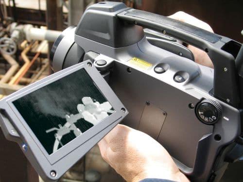 FLIR Wärmebildkamera GF-Serie