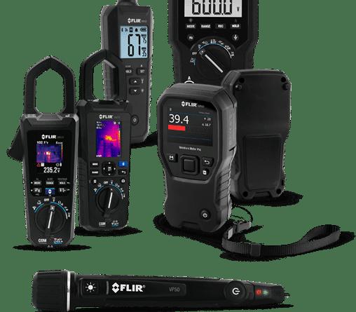FLIR Test- und Messgeräte