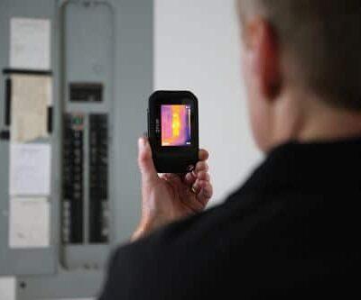 Wärmebildkamera FLIR C2 (7)