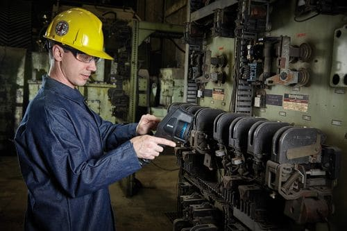 Wärmebildkamera FLIR Exx als zuverlässiger Begleiter in der Instandhaltung