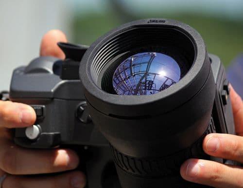 Wärmebildkamera FLIR T1020