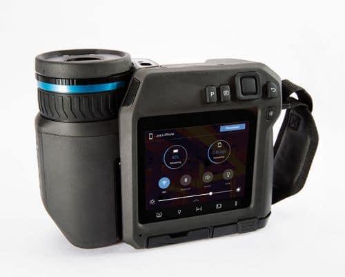 Wärmebildkamera FLIR T500