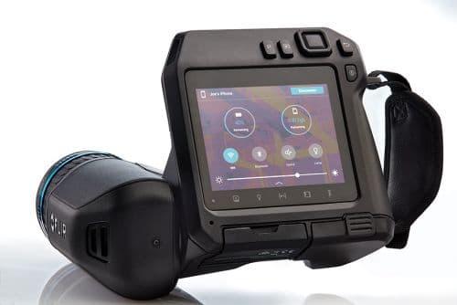 Wärmebildkamera FLIR T500-Serie