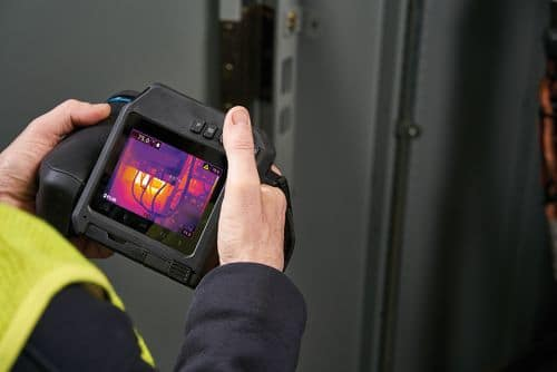 Wärmebildkamera FLIR T530