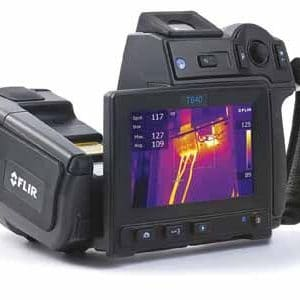 Wärmebildkamera FLIR T600