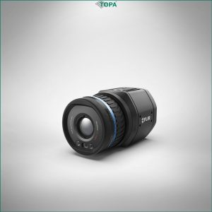 FLIR stationäre GasFinder Kamera GF77a