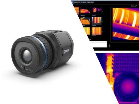 Neue stationäre Wärmebildkameras von FLIR A400 & A700
