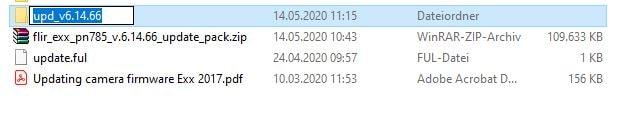 Kostenfreies Screening Firmware Update