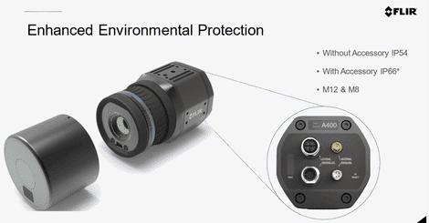 FLIR Wärmebildkamera A400