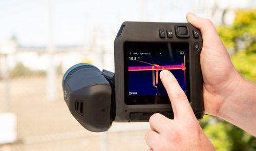 FLIR Wärmebildkamera T560