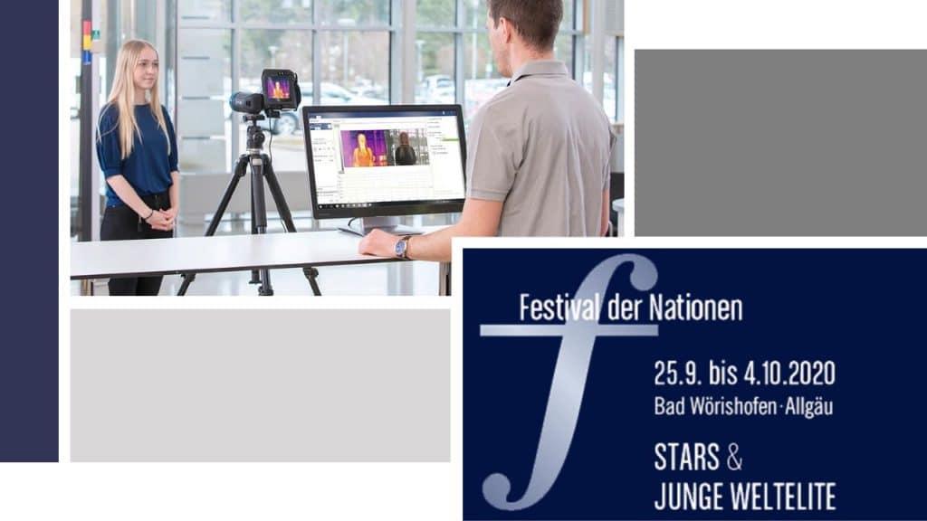 """Wir helfen bei der Eindämmung des Corona-Virus beim """"Festival der Nationen 2020"""" in Bad Wörishofen!"""