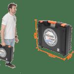 SoundCam Ultra Koffer Maße